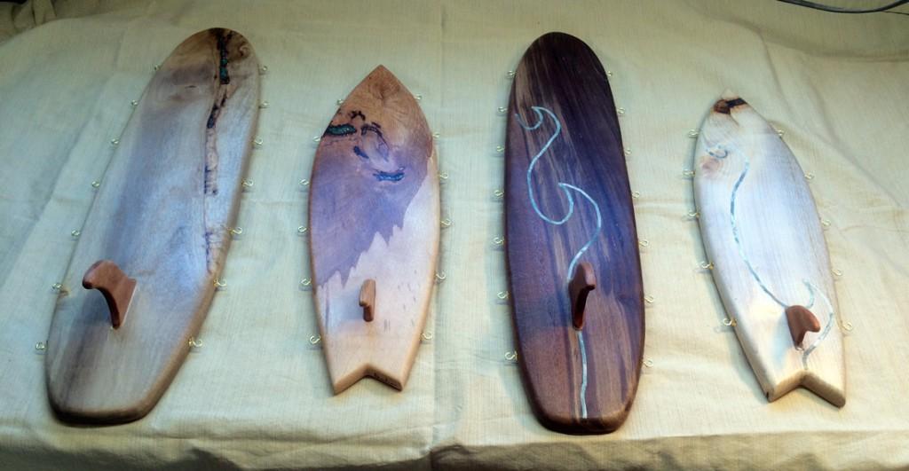 surfboard key racks